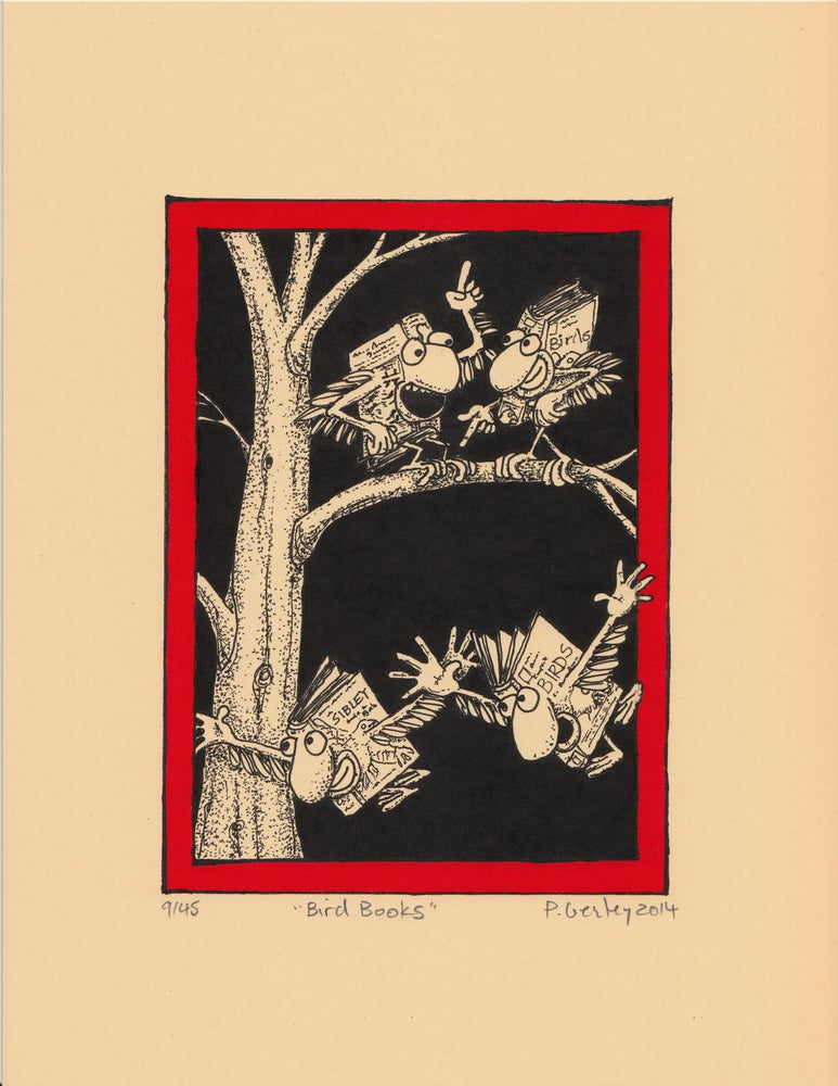 Image of Bird Books
