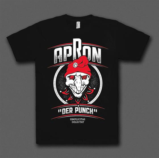 """Image of apRon """"DER PUNCH"""" T-Shirt/Tank/Girlie"""