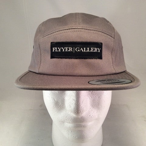 Image of Split Logo Cap-Grey