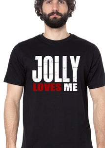 Image of Shirt - JOLLY Loves Me Tee