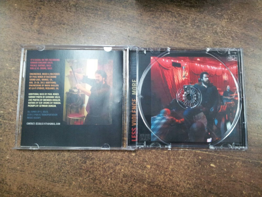 """Image of It's Casual """"The New Los Angeles II"""" CD"""