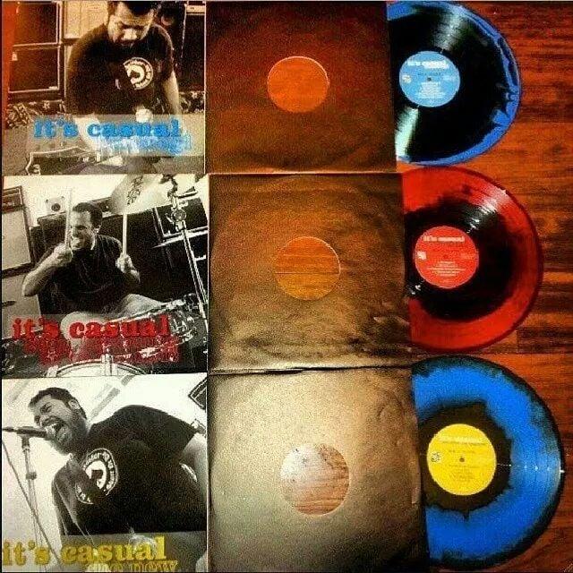 Image of It's Casual Trilogy 3 LP Vinyl Set!!!!