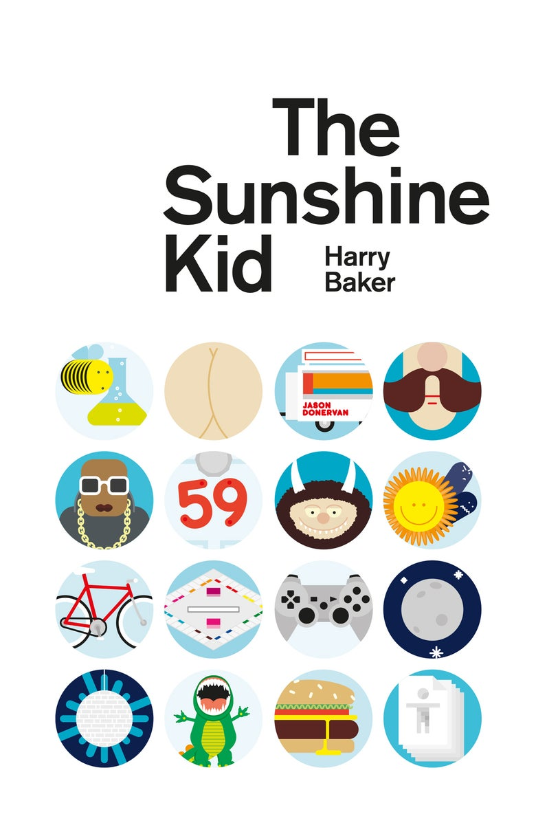 Image of The Sunshine Kid by Harry Baker