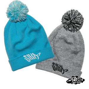 Image of SIKA flow logo bobble hats