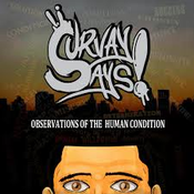 Image of Survay Says! - Observations of the Human Condition LP