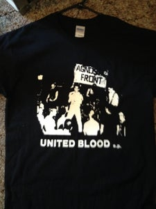"Image of Agnostic Front ""United Blood"""