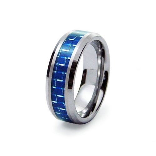 Image of Men's Carbon Fiber Rings