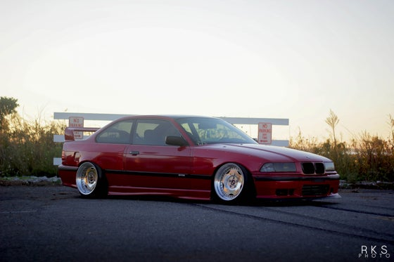 Image of E46 Overfender Kit