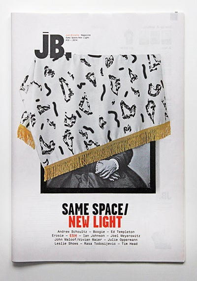 "Image of JB. Magazine — Issue #03 — ""Same Space/New Light"""