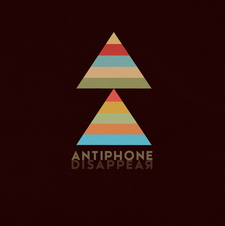 "Image of Antiphone -Disappear Ep- 12"" Vinyl + download code"