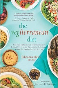 Image of The Vegiterranean Diet: The New and Improved Mediterranean Eating Plan (Signed Copy)