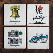 Image of Philly Coasters