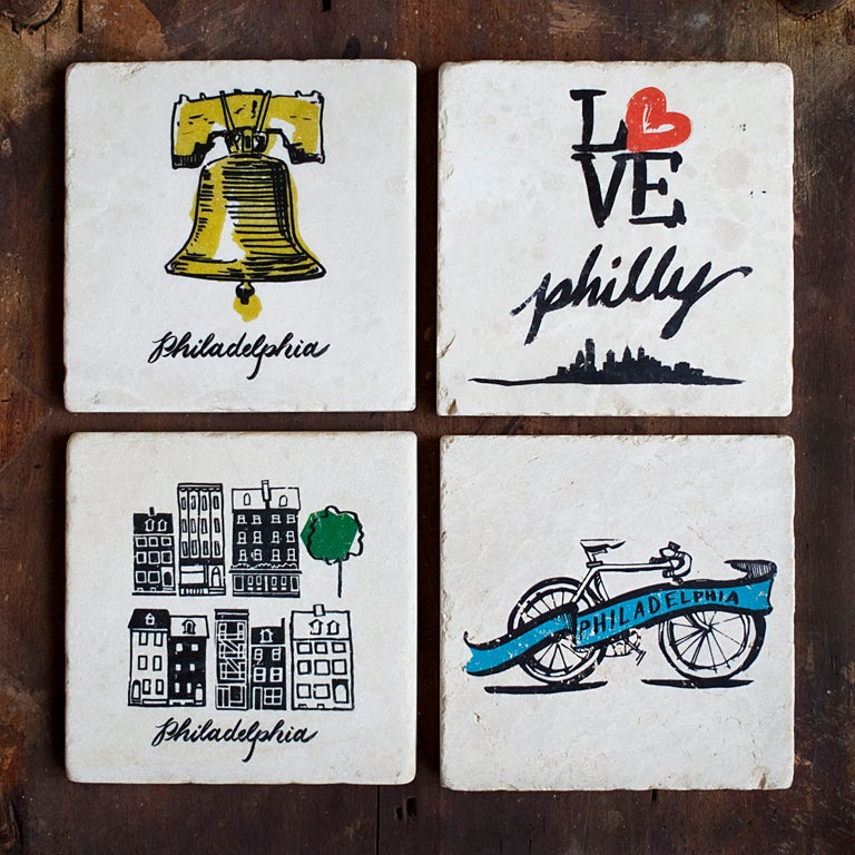 Philly Coasters