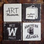 Image of Neighborhood Coasters #2