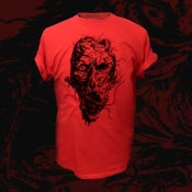 Image of Red Zombie t-shirt