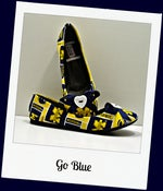 Image of Go Blue (flat)