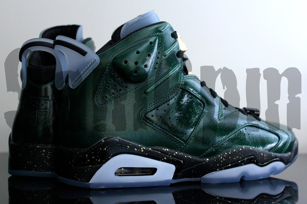 "Image of Nike AIR JORDAN 6 RETRO ""CHAMPAGNE"""