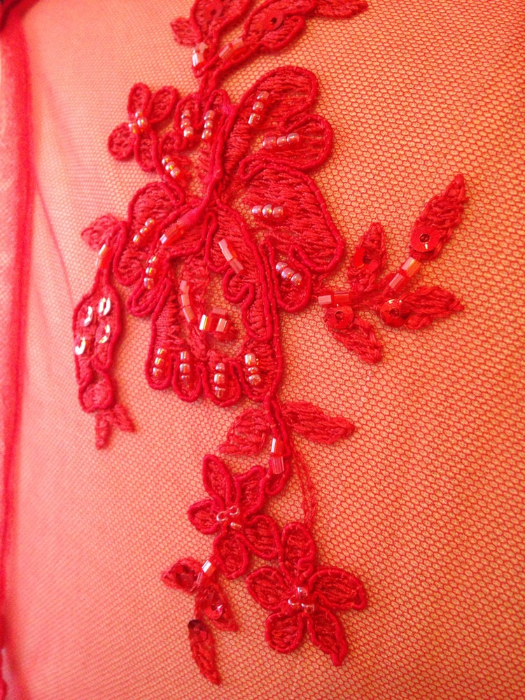 Image of Beaded party dress