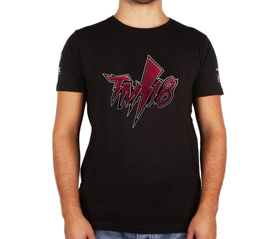 "Image of Tiago Monteiro Men´s ""TM18 Suede""  T-Shirt"