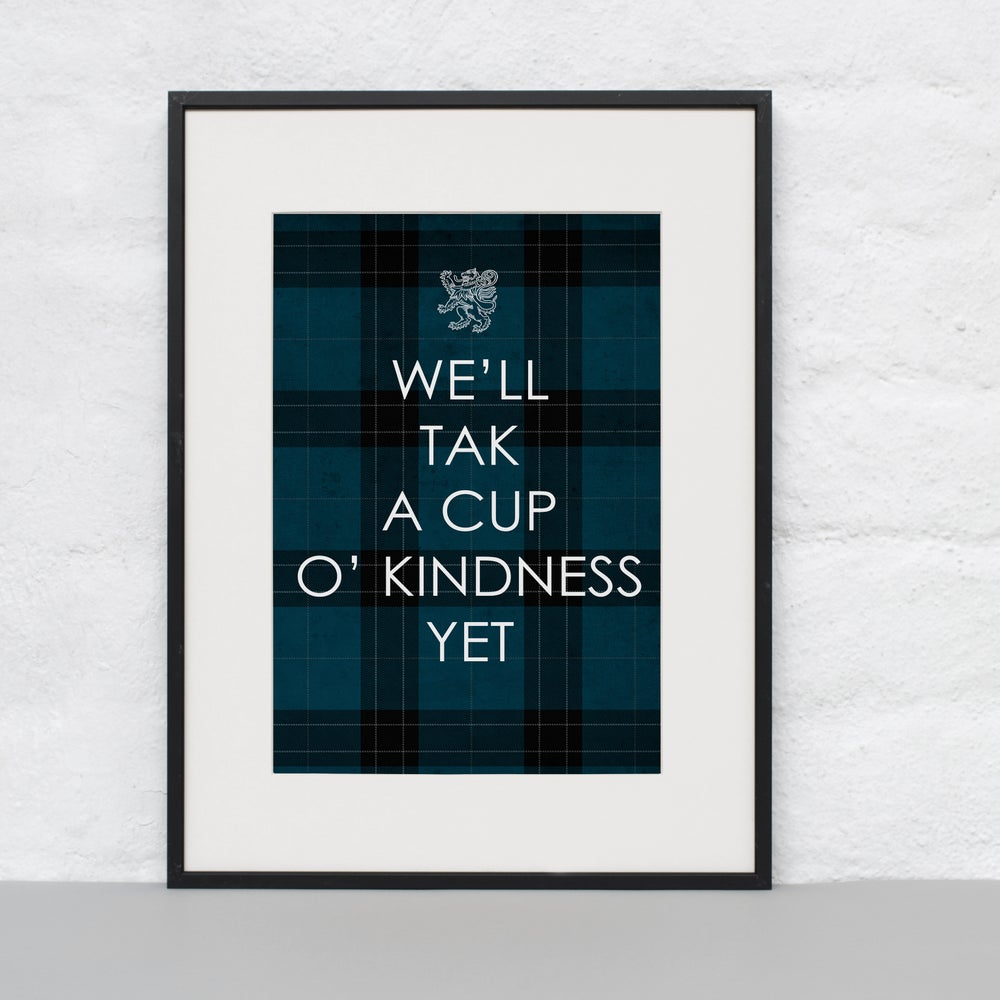 Image of We'll tak a cup (Print)