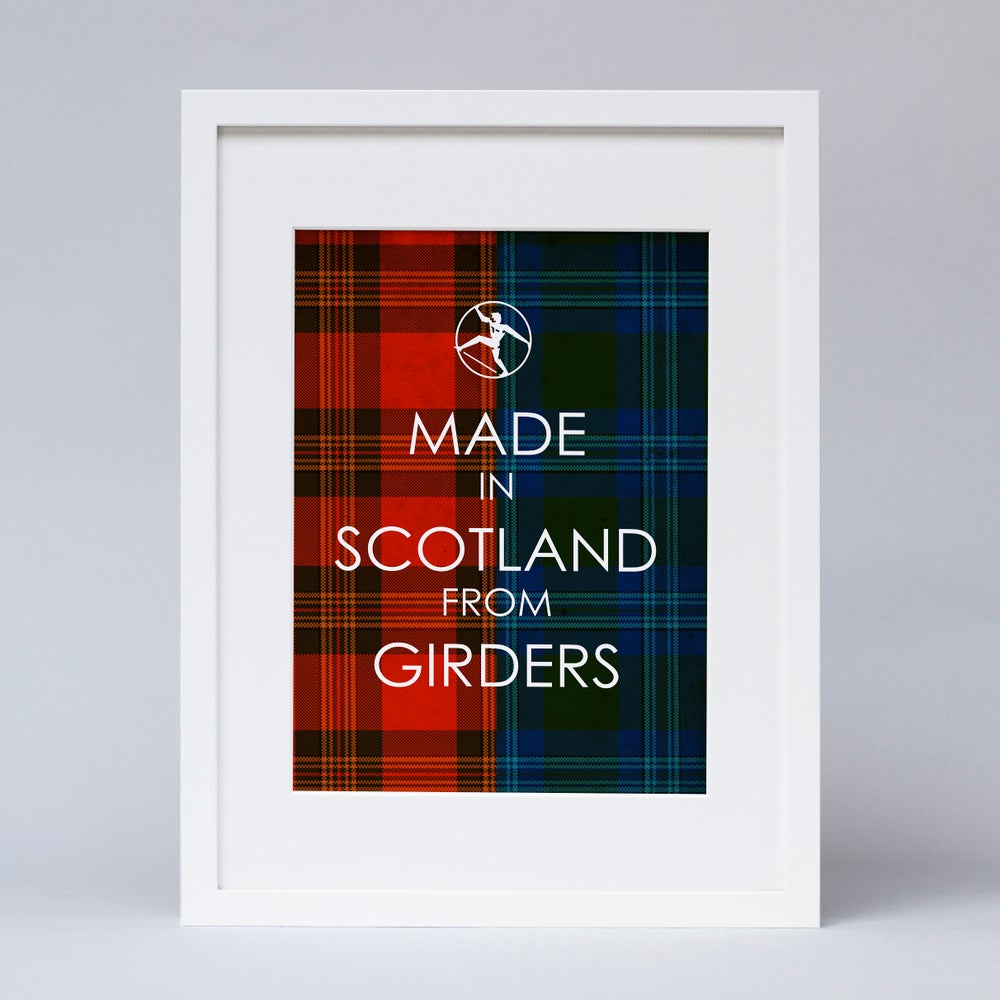 Image of Scottish 'brands' (Prints)