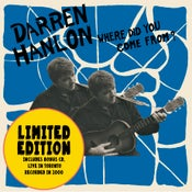 Image of Darren Hanlon - Where Did You Come From? CD (FYI014) LIMITED EDITION