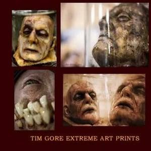 Image of Tim Gore Extreme Art PRINTS