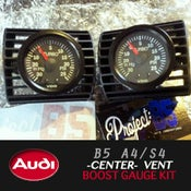 Image of PROJECT:B5 - B5 Audi S4/A4 BOOST/VAC GAUGE