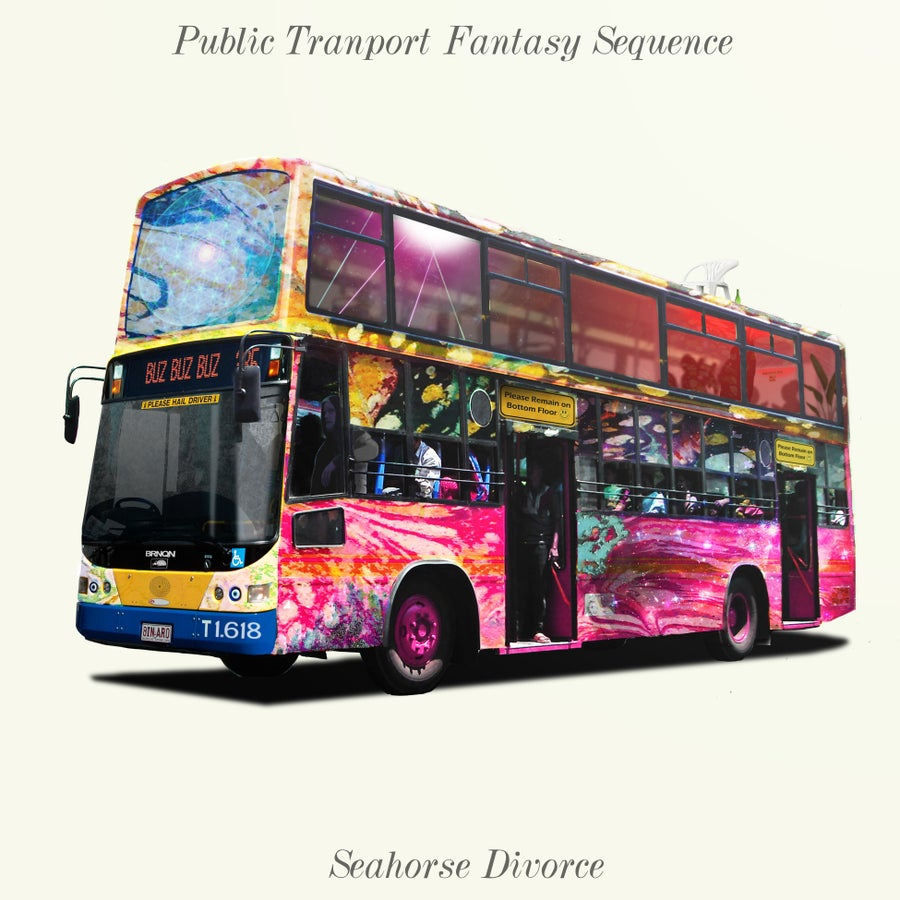 "Image of Public Transport Fantasy Sequence 10"" - Seahorse Divorce"