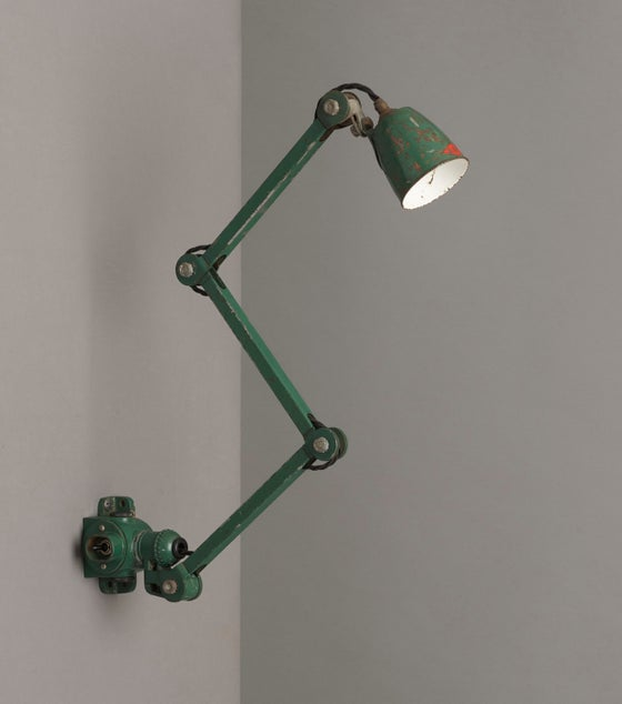 Image of E.D.L Desk Lamp