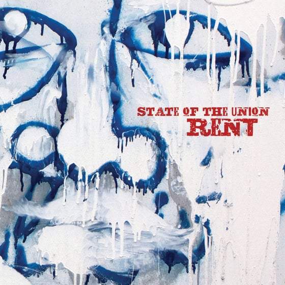 Image of Rent EP (State of the Union) signed