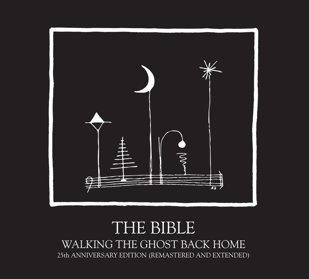 Image of Walking The Ghost Back Home (The Bible) (25th Anniversary Reissue) Signed