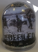 Image of Winter Merch Bundle - Gloves, Scarf, Hat, Snow Globe