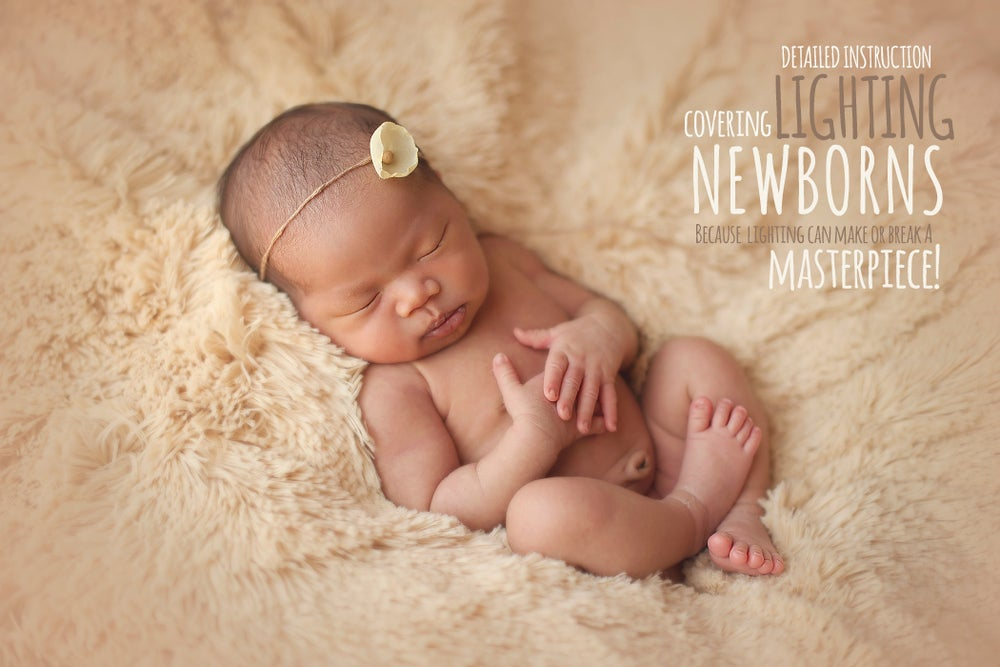 Image of E-Book Newborn Photography Workbook