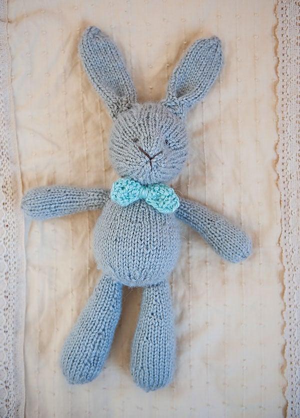 Image of Hunny Bunny ~ grey