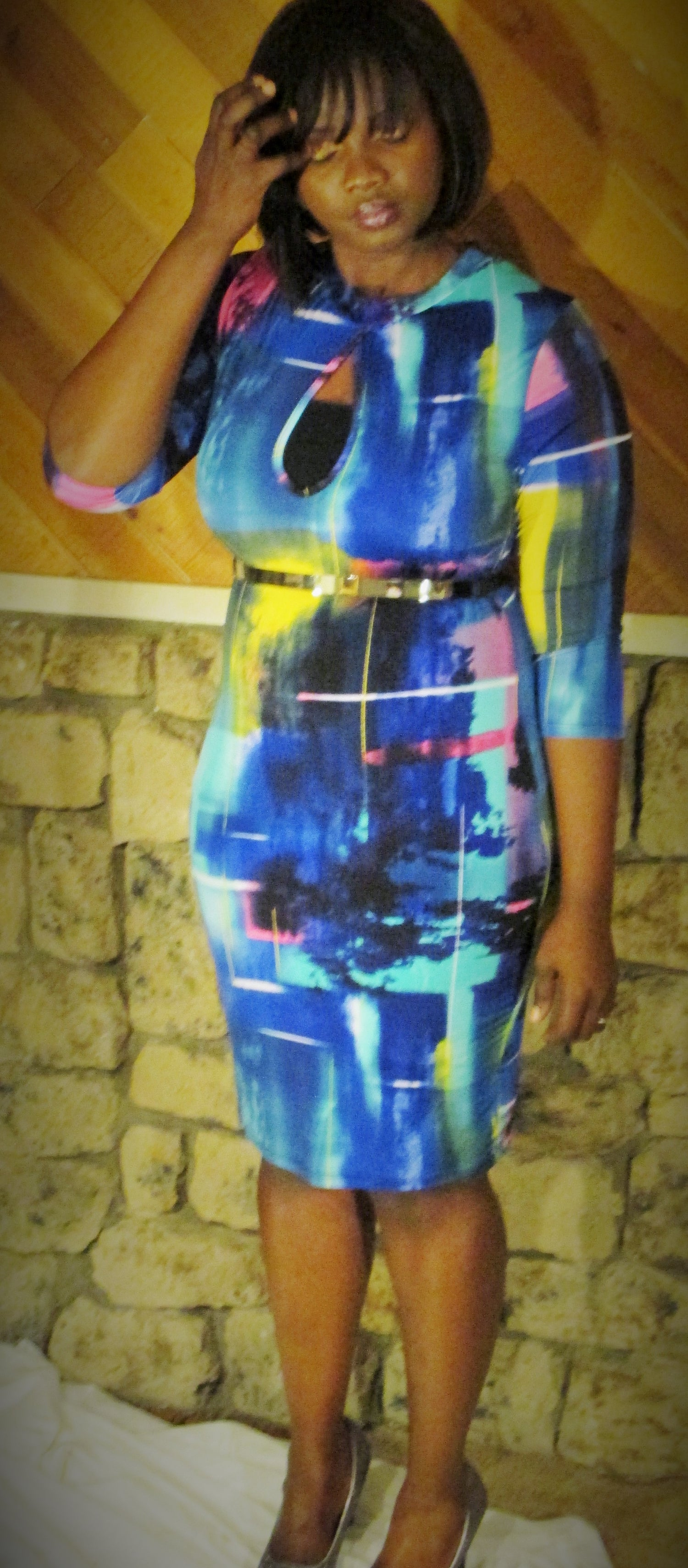 "Image of ""Show Out"" Dress"