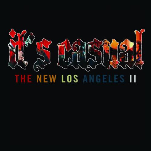 "Image of Available Now! It's Casual ""The New Los Angeles II"" LP"