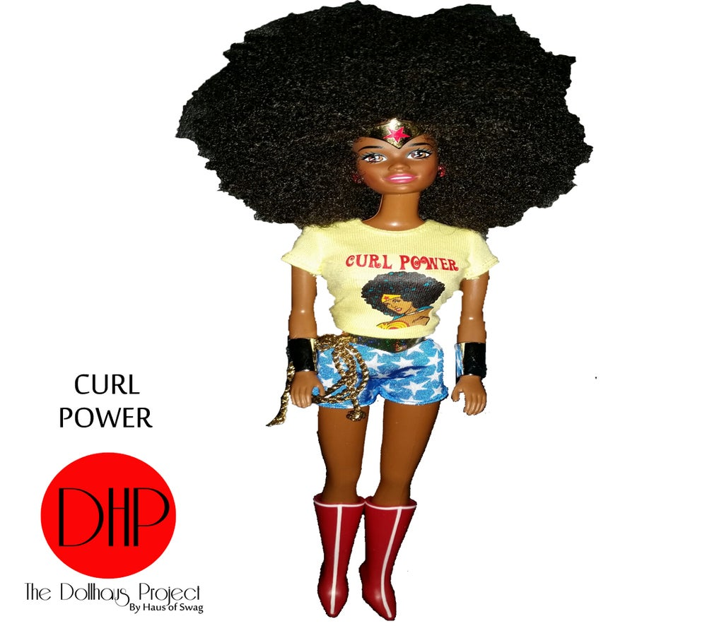 Image of CURL POWER Fashion Doll