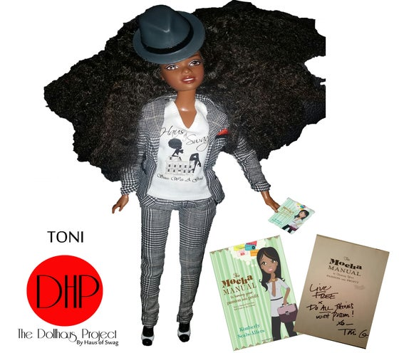 Image of Haus of Swag Signature, Toni fashion doll