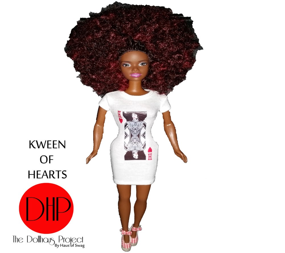 Image of Kween of Hearts fashion doll