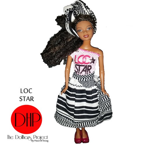 Image of LOC Star fashion doll