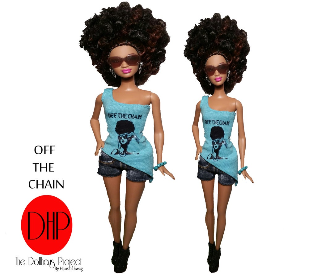Image of Off The Chain fashion doll