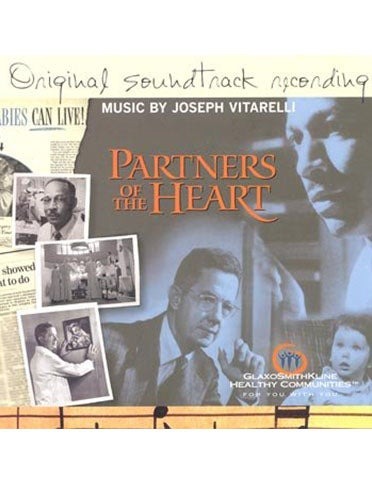 Image of Partners of the Heart Original Soundtrack