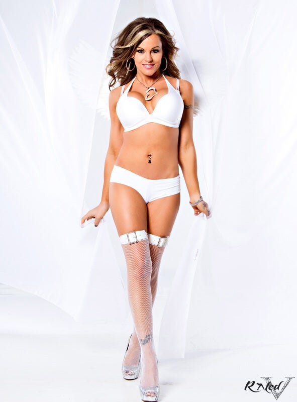 Image of Velvet Sky Snow Angel 18x24 Signed Poster