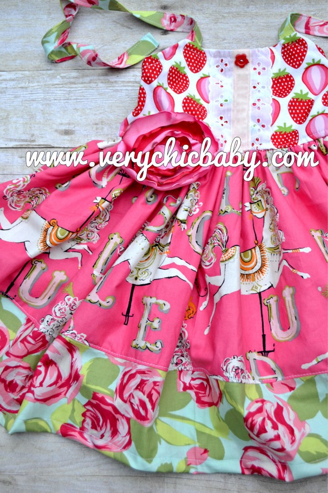 Image of Favorite Carousel Dress