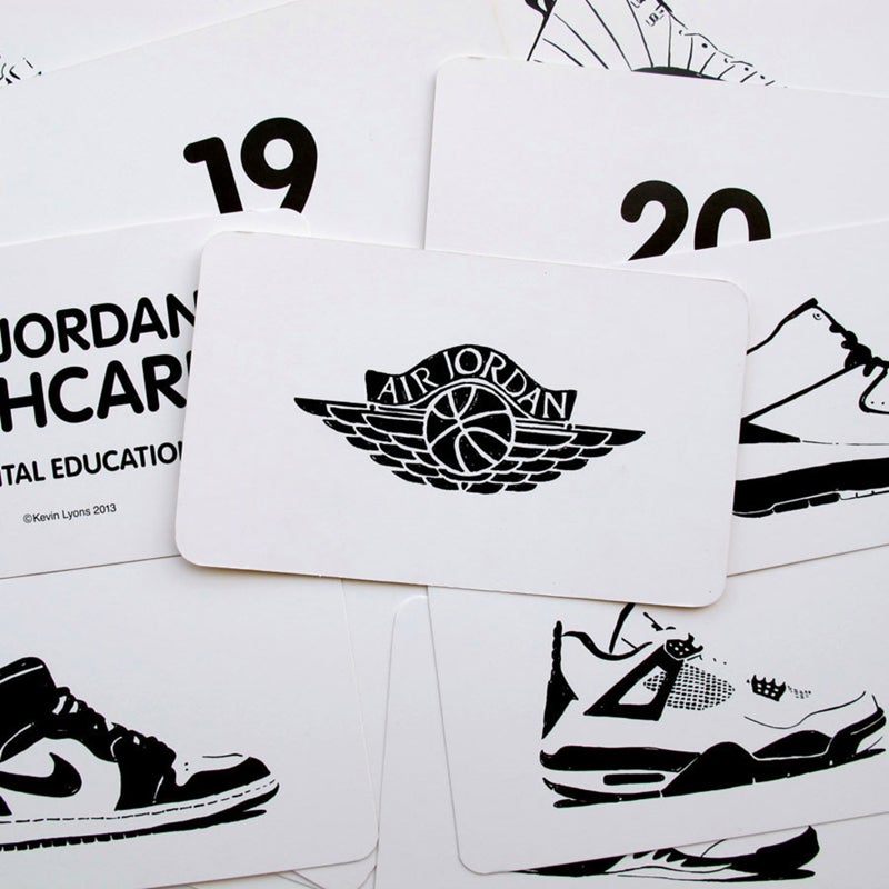 Image of Air Jordan Flashcards
