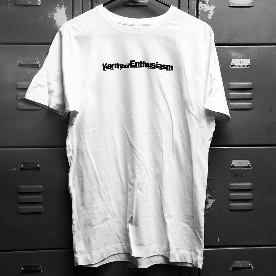 Image of Kern Your Enthusiasm Tee