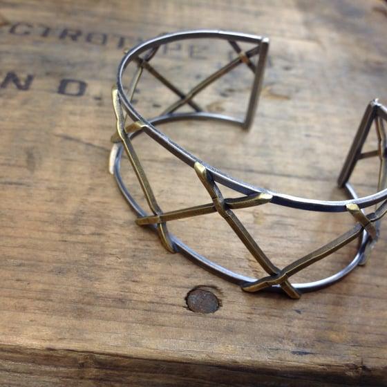 Image of mesh bracelet