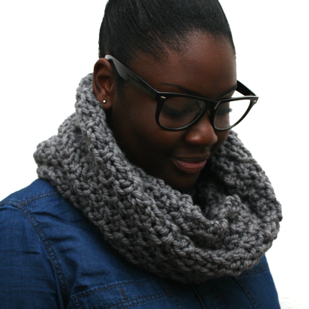 Image of Large Grey Cowl