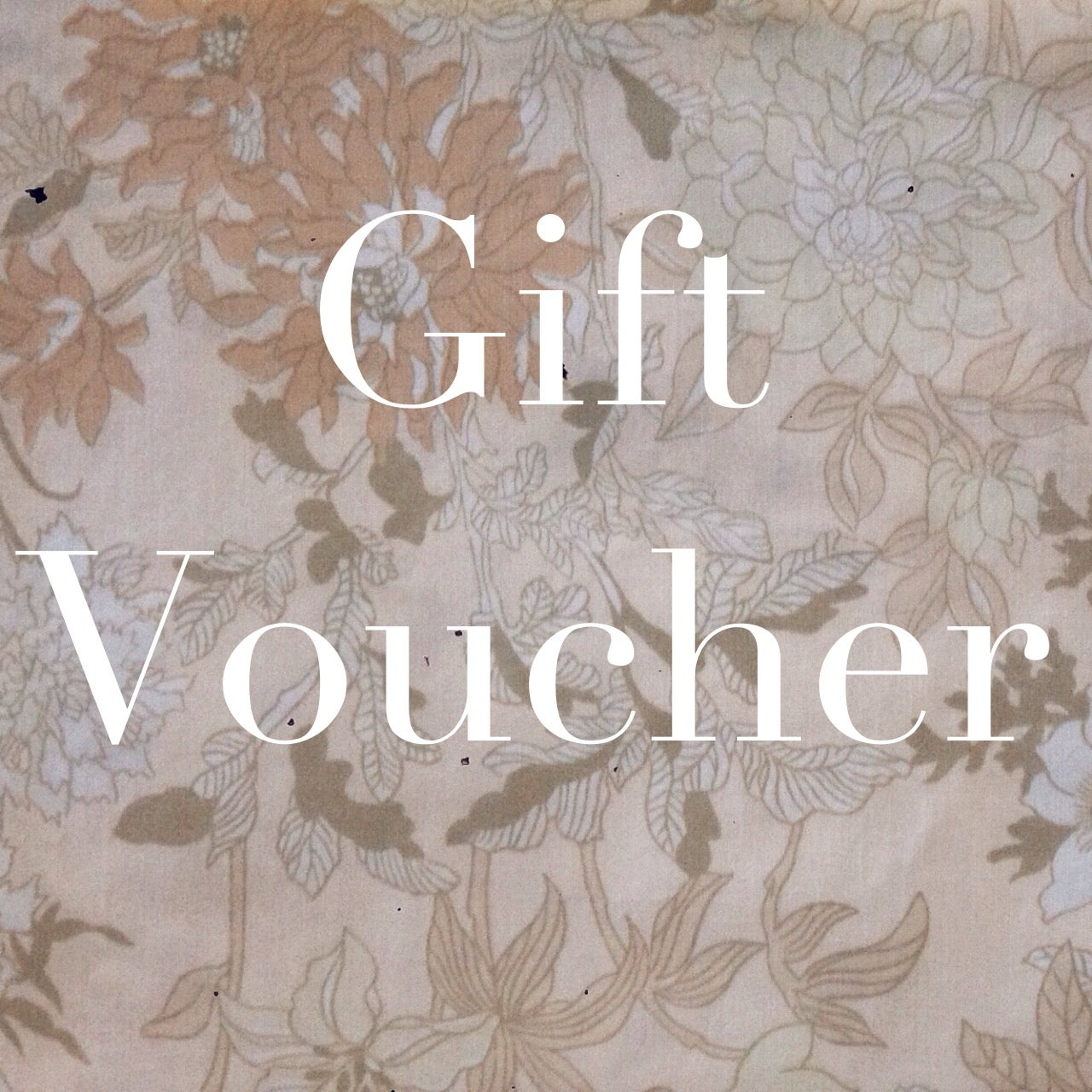 Rummage Style Gift Voucher - Choose your Amount